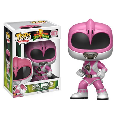 Mighty Morphin' Power Rangers Pink Ranger Pop! Vinyl Figure