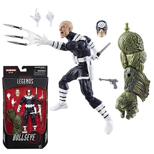 Marvel Knights Marvel Legends Series 6-inch Marvel's Bullseye Action Figure