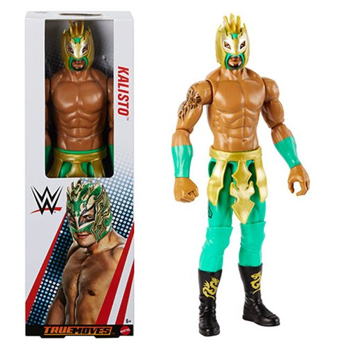 WWE Kalisto 12-Inch Action Figure