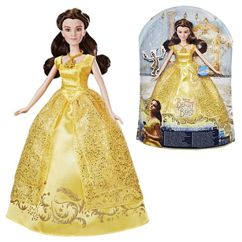 Beauty and the Beast Enchanting Melodies Belle Doll