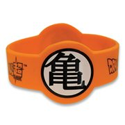 Dragon Ball Super Kamen Symbol PVC Wristband Bracelet