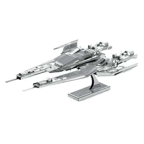 Mass Effect SX3 Alliance Fighter Metal Earth Model Kit