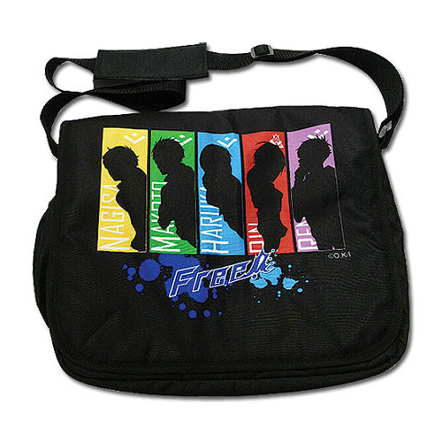 Free! Group Messenger Bag
