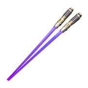 Star Wars Mace Windu Light-Up Chopsticks