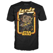 Star Wars Solo Lando in Space Pop! T-Shirt