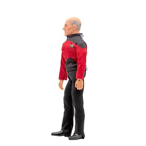 Star Trek Captain Jean-Luc Picard Mego 8-Inch Action Figure Wave 8