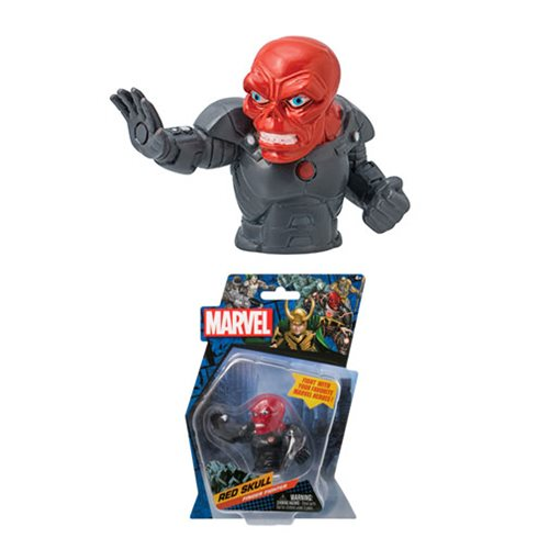 Captain America Red Skull Finger Fighter