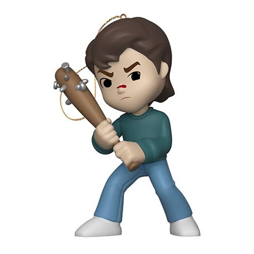 Stranger Things Steve with Bat Ornament
