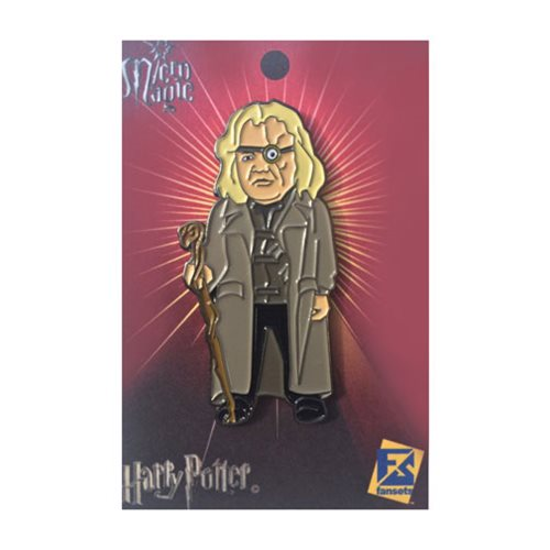 Harry Potter Mad-Eye Moody Pin