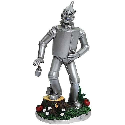 Wizard of Oz Tin Man Oil Can Statue
