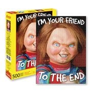 Chucky Friend 500-Piece Puzzle