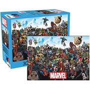 Marvel Comics Cast 3,000-Piece Puzzle