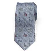 Toy Story Symbols Blue Men's Tie