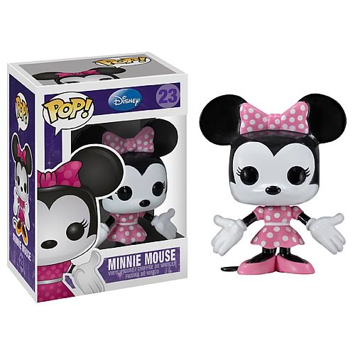 Minnie Mouse Pop! Vinyl Figure