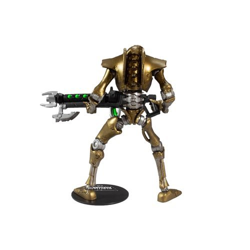 Warhammer 40000 Series 1 Necron Warrior 7-Inch Action Figure