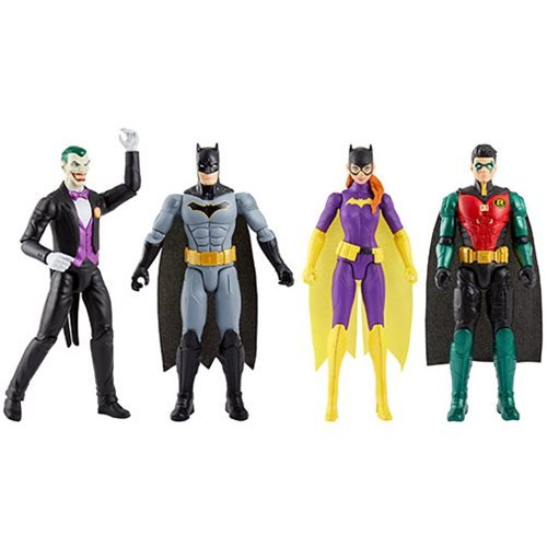 Batman Mission 12-Inch Basic Action Figure Case