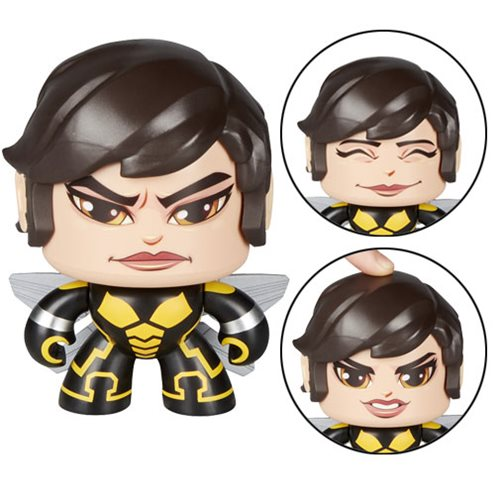 Marvel Mighty Muggs The Wasp Action Figure
