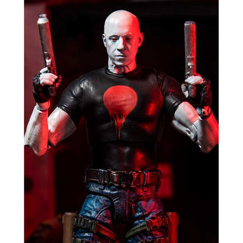 Bloodshot Movie 7-Inch Action Figure