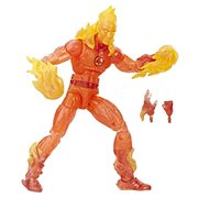 Marvel Legends Series 6-inch Human Torch Action Figure - Exclusive