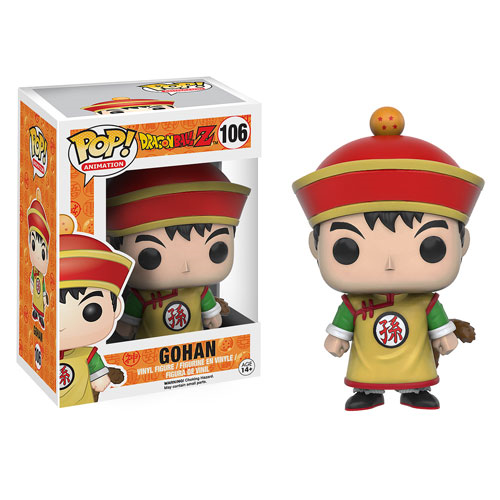 Dragon Ball Z Gohan Pop! Vinyl Figure