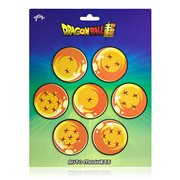 Dragon Ball Super Dragon Ball Car Magnet 7-Pack Set