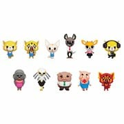 Aggretsuko Figural Bag Clip Display Case