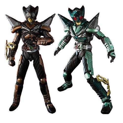Masked Kamen Rider Kabuto KICK /& PUNCH HOPPER Action Figure BANDAI NEW S.I.C