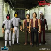 The Warriors 5 Points Action Figures Box Set