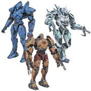Pacific Rim Uprising Series 3 Action Figure Set