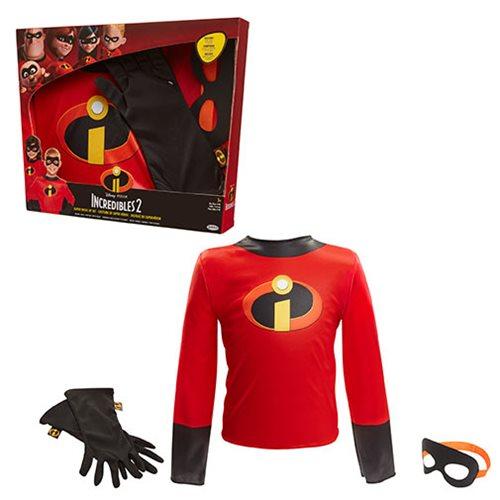 Incredibles 2 Dress Up Set