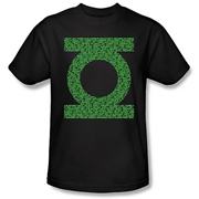 Green Lantern Movie Oath Logo T-Shirt