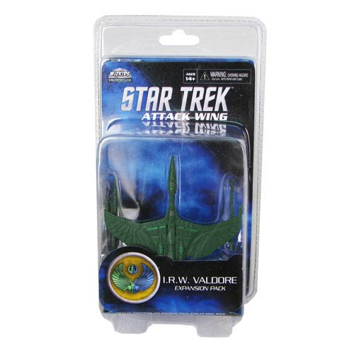 Star Trek Attack Wing Romulan Valdore Expansion Pack