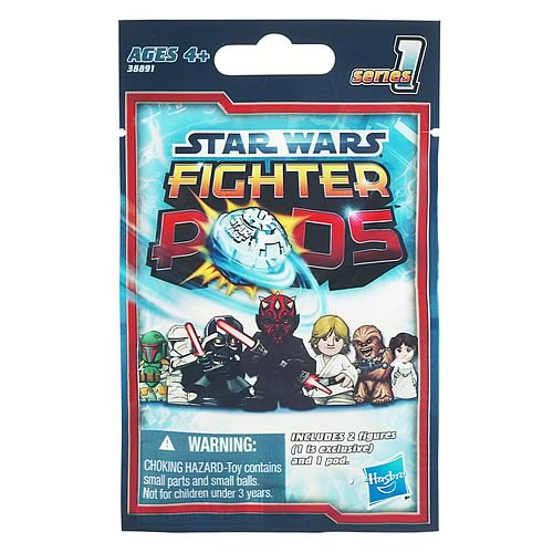 Star Wars Fighter Pods Battle Figures Mystery Bag