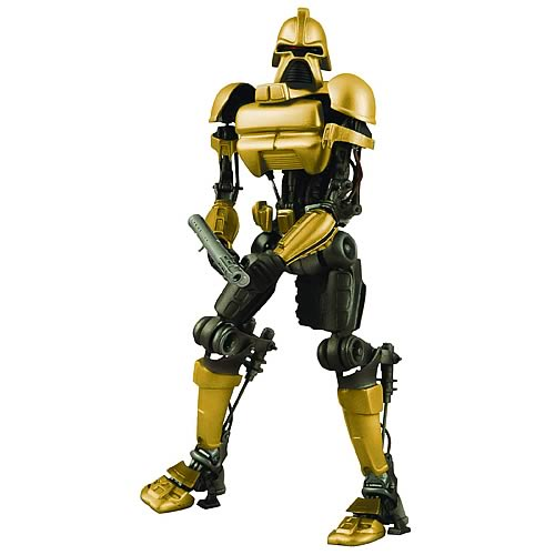 Battlestar Galactica Razor Cylon Commander Action Figure