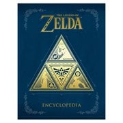 The Legend of Zelda Encyclopedia Hardcover Art Book
