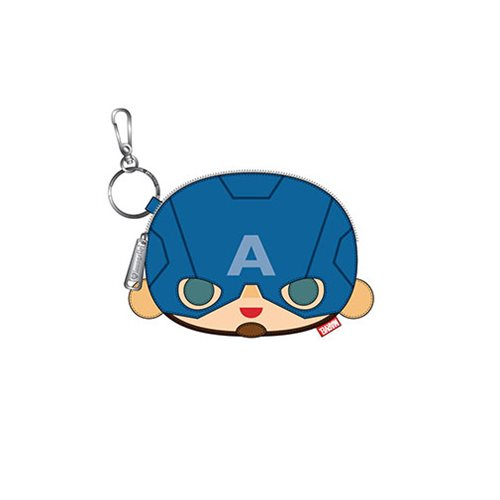 Captain America Chibi Coin Bag