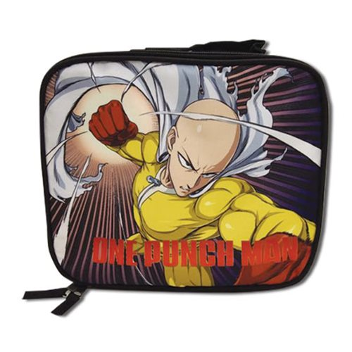 One Punch Man Saitama Lunch Bag