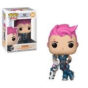 Overwatch Zarya Pop! Vinyl Figure