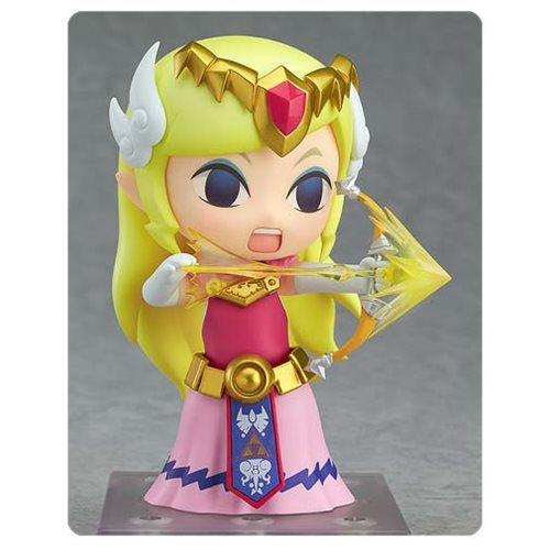 The Legend of Zelda: The Wind Waker Princess Zelda Nendoroid Action Figure