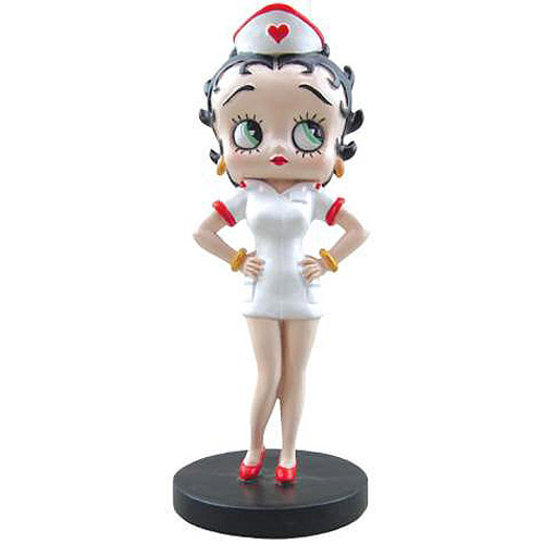 Betty Boop Nurse Betty Mini Statue