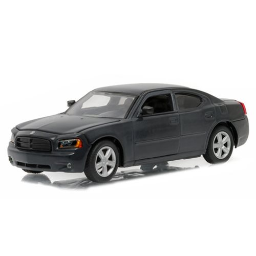 The Walking Dead Daryl Dixon's 2006 Dodge Charger Pursuit 1:43 Scale Die-Cast Metal Vehicle