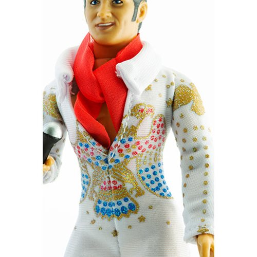 Elvis Presley Mego 8-Inch Retro Action Figure
