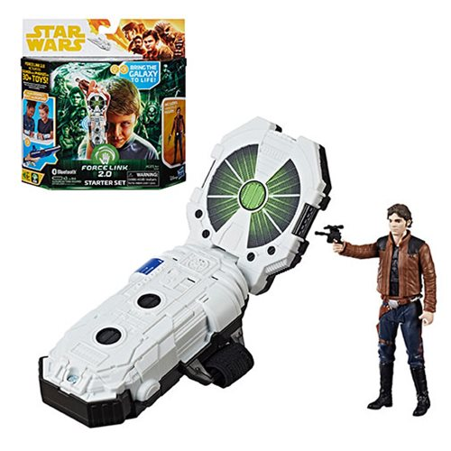 Star Wars Solo Force Link 2.0 Starter Set