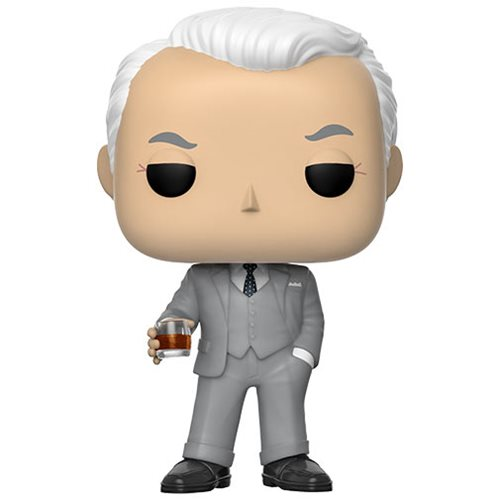 Mad Men Roger Pop! Vinyl Figure