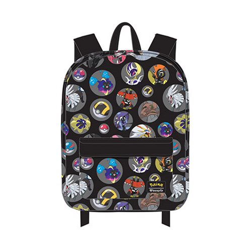Pokemon Legendary Pokemon Nylon Backpack