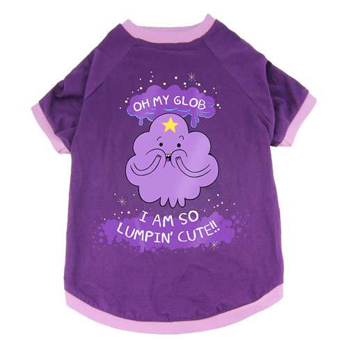 Adventure Time Lumpy Space Princess OMGlob Dog Shirt