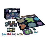 Rick and Morty Risk Game