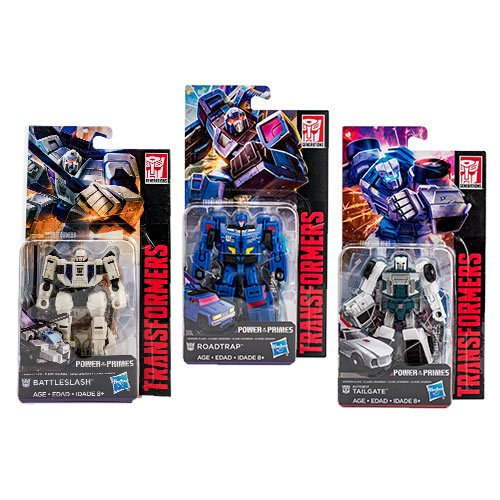 Transformers Generations Power of the Primes Legends Wave 2