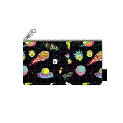 Rick and Morty Galaxy Print Pencil Case