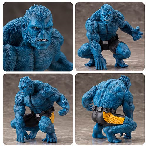 Marvel Now! X-Men Beast ArtFX+ Statue